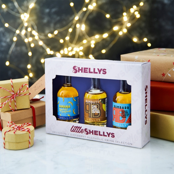 Shelly Drinks Gift Pack Little Shellys Rum Lifestyle